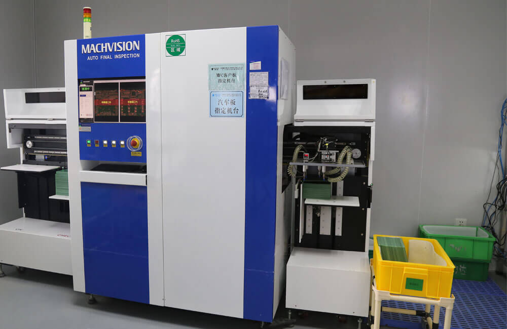 Automatic Vision Inspection Machine