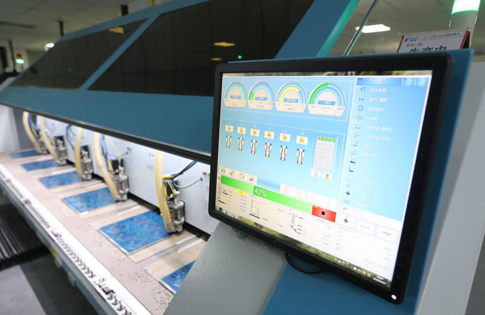 CNC Rounting Machine