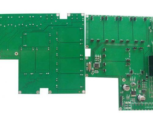 Audio Main PCB Board and Drive PCBA Project for Russian Customer