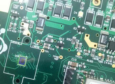 Mini BGA on PCB Board