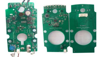 PCB Assembly for smart lock