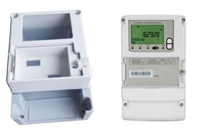 Electric meter pcba with shell