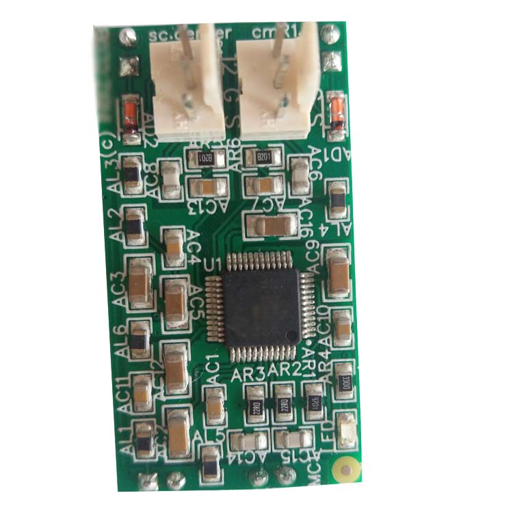 audio drive pcb assembly