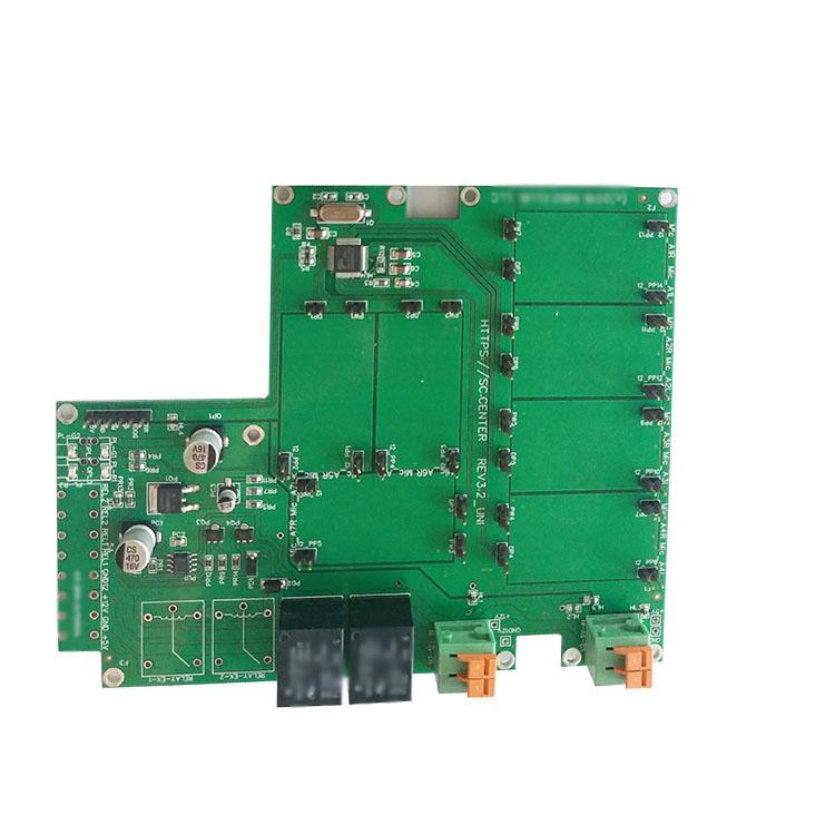audio main pcb board