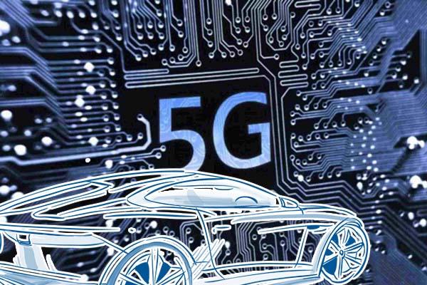 5G+automotive