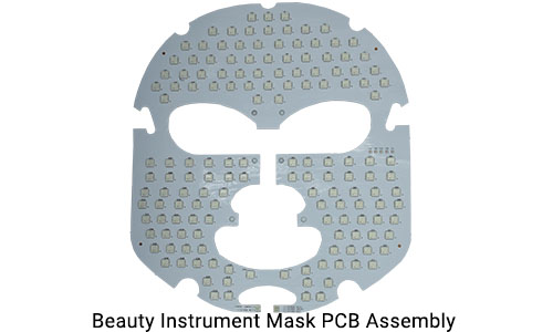 Beauty Instrument Mask Board