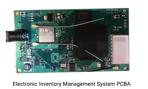 Electronic inventory management system