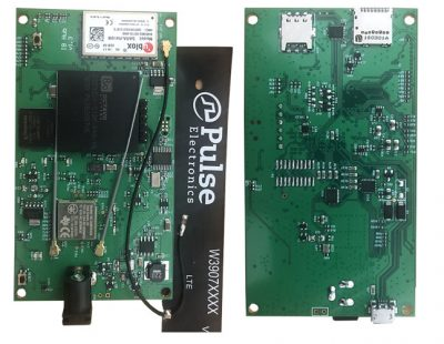 GPS tracking PCB Assembly