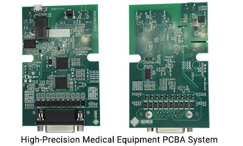 High-Precision Medical Equipment PCBA System