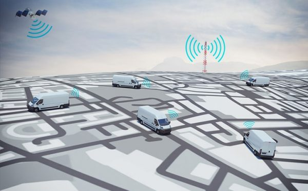 IOT vehicle tracking-system