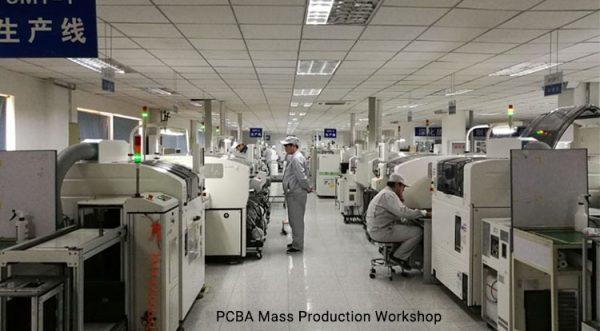 PCBA Mass Production Workshop