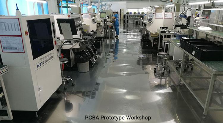 PCBA Prototype Workshop