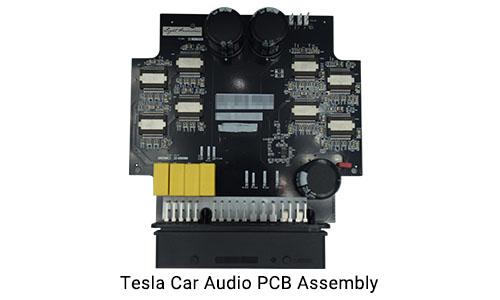 Tesla Car Audio Board