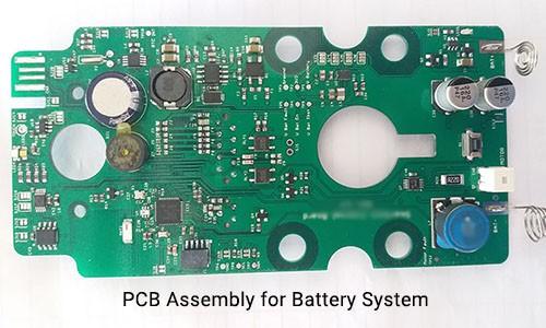pcba for battery system