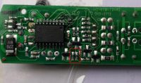 resistors on PCB mount wrong direction