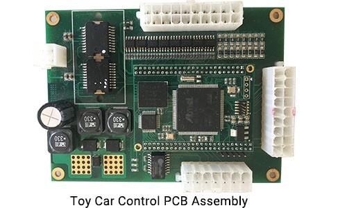 toy car control board