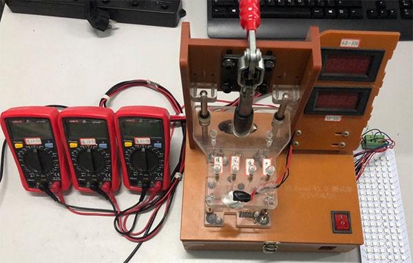 Controller Board JIP Test Tooling