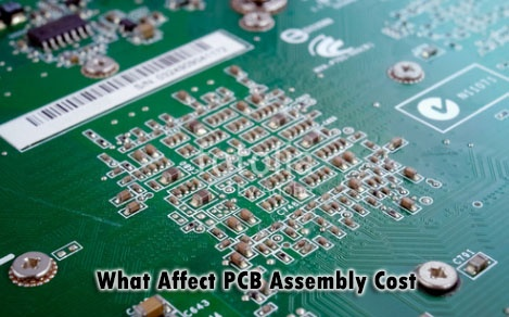 pcb assembly affect cost