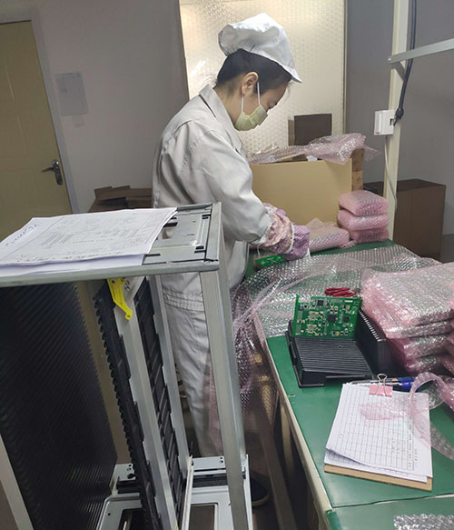 JY electronic pcba factory