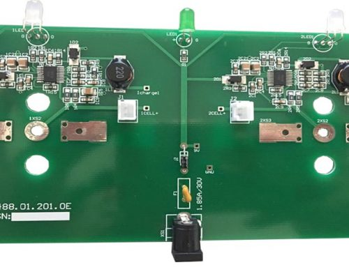 PCB Assembly Project For Electronic Scale