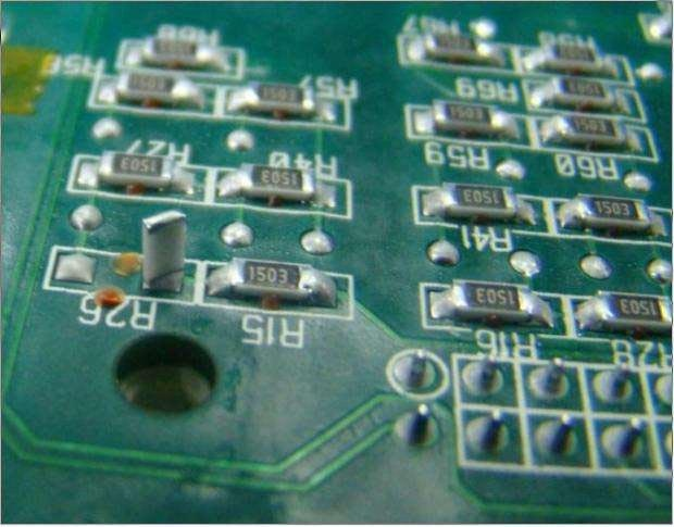 Tombstone in PCB Assembly