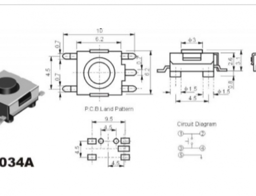 Hydrostatic Level Gauge (PCBA) Printing Circuit Board Assembly