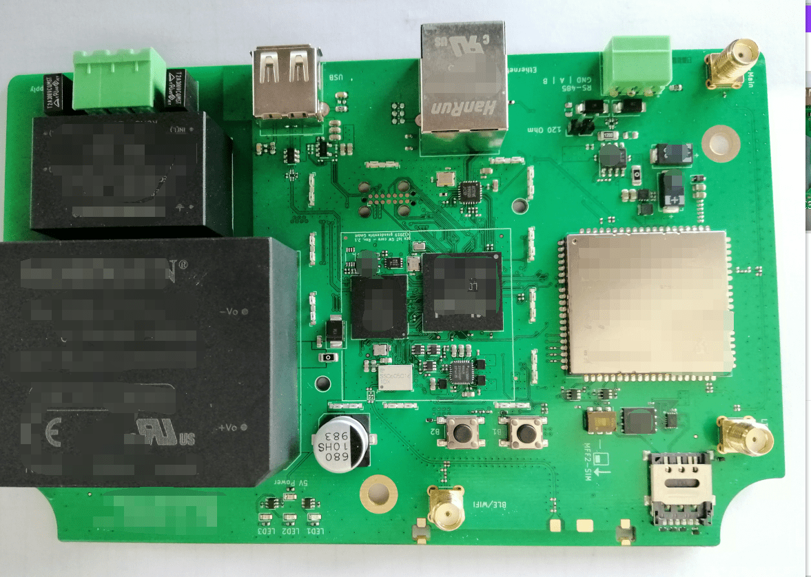 pcb test board